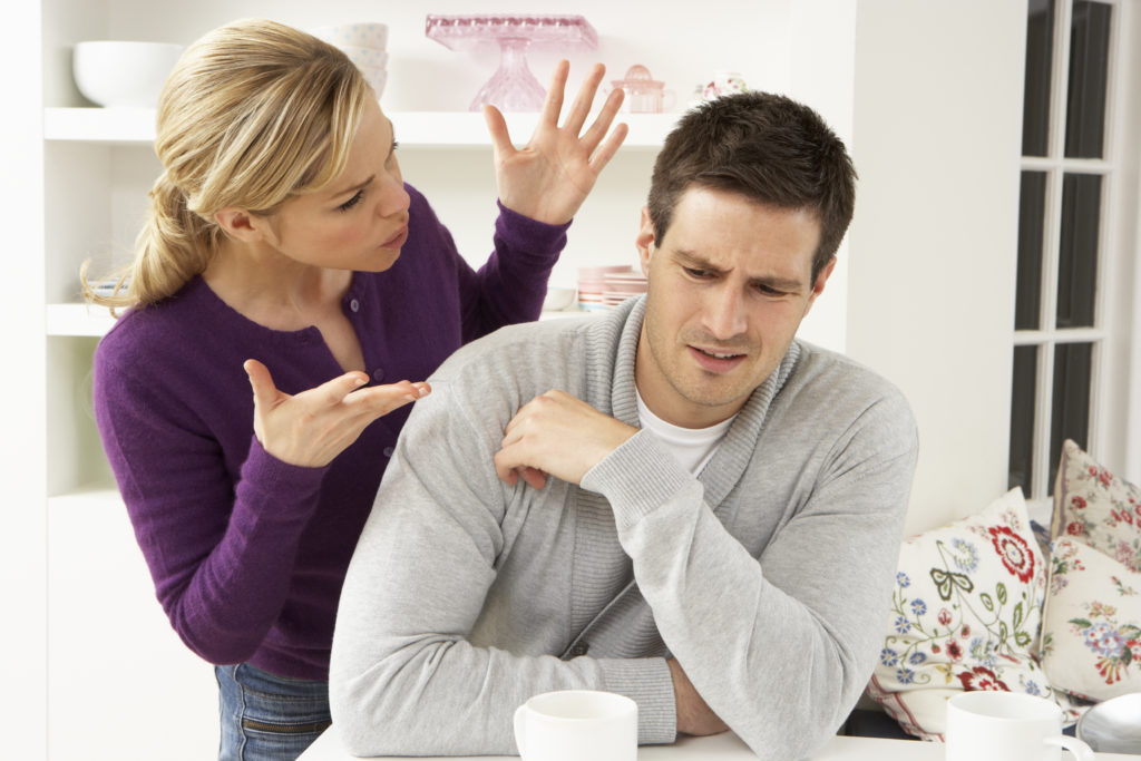 signs you have an abusive wife